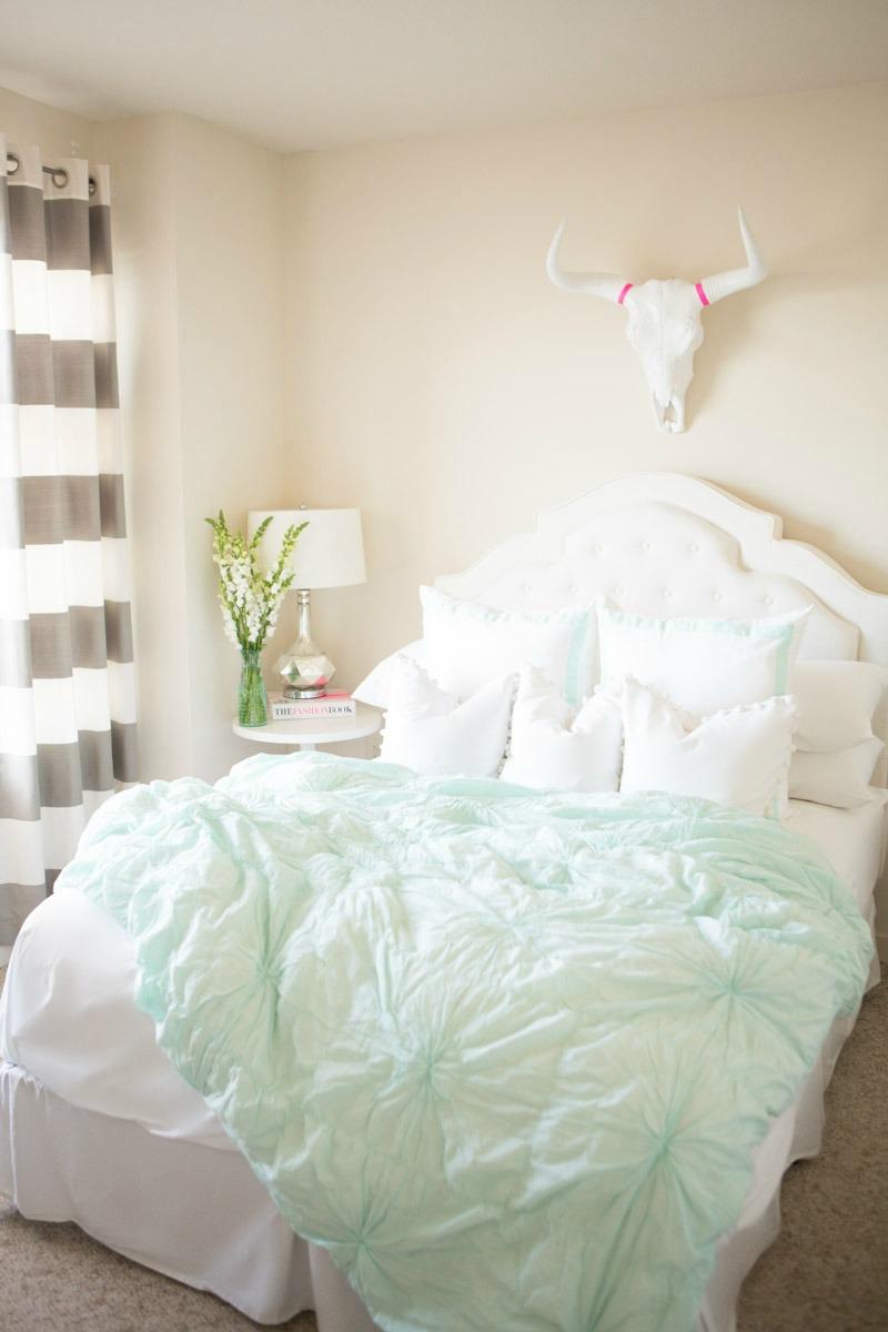 Bedroom Bleu  Mckenna Bleu
