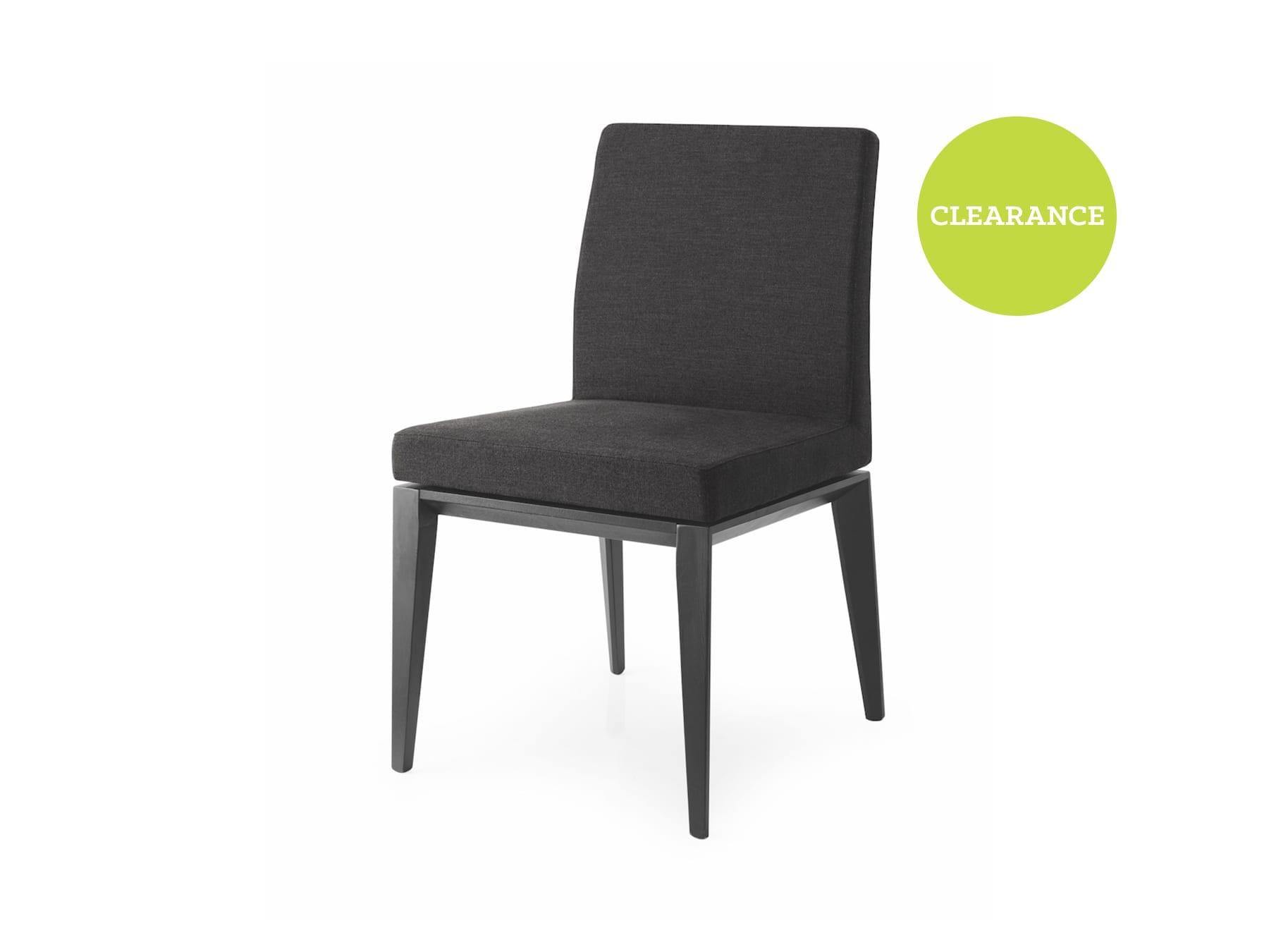 Calligaris Dining Chairs Calligaris Bess Dining Chair In Anthricite