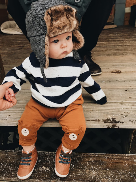 Baby Boy Style | Favorite Places to Shop