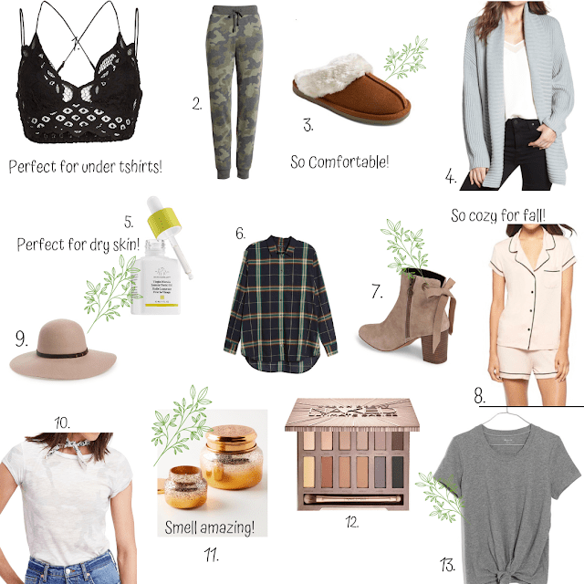 Favorite Fall Finds Under $50