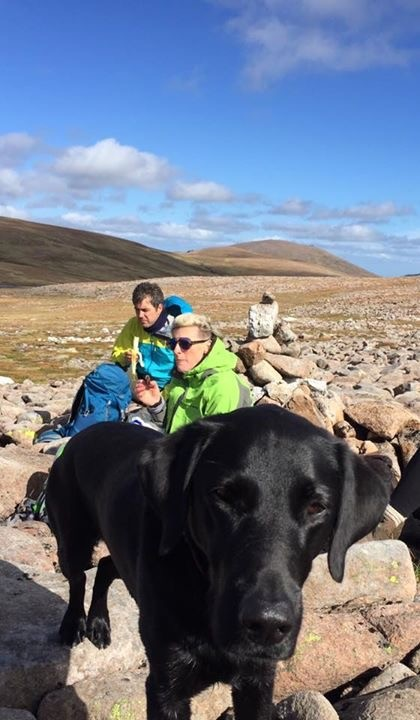 Cairngorm walking Adventure
