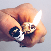 Dope Nails | Joy Studio Design Gallery - Best Design