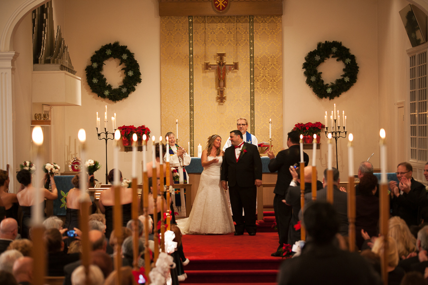 Asbury Park Church wedding 2012