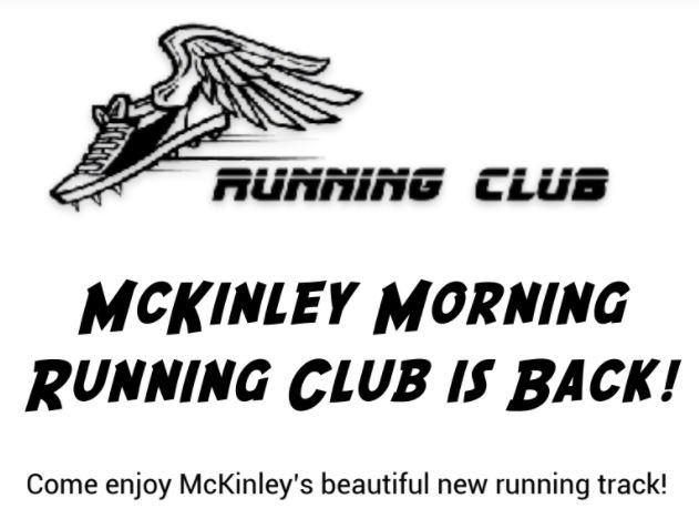 Running Club Volunteers Needed