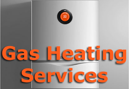 McKinney Gas Heating Installation