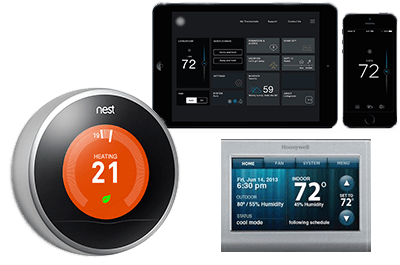 Smart heating solutions, wifi thermostats