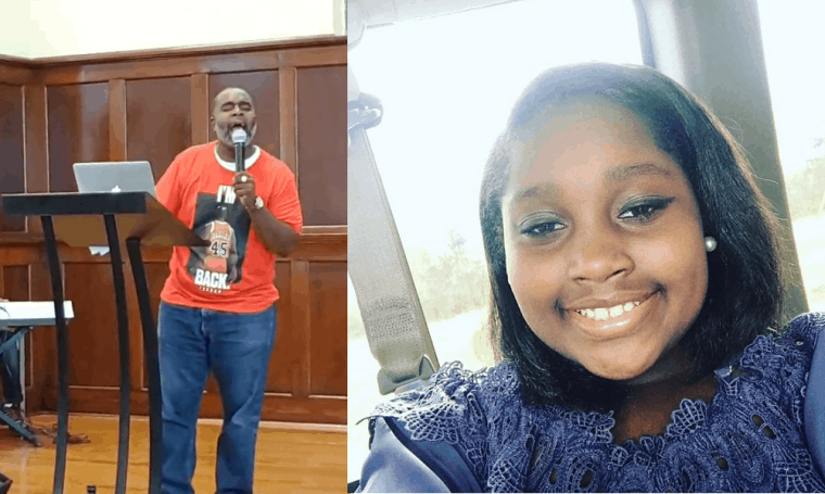 Pastor sings 'I Won't Complain' after 10-y-o daughter killed in crash