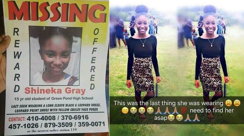 Shineka Gray Murder Case