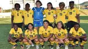 Another Win for Senior Reggae Girls in Concacaf Caribbean Women's Qualifiers