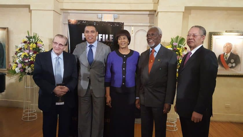five living Jamaican Prime Ministers