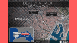 5 Terrorists Dead in Spain Police Shootout After Attacks That Killed 14, Injured 100