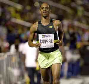 JAMAICA LONG DISTANCE RUNNER COLLAPSED AT INTERNATIONAL GAMES