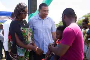 Government Committed to Preserving the Institution of Family – PM Holness