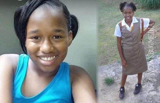 MISSING: MELISA MCLAUGHLIN, 14, FROM MAYPEN CLARENDON