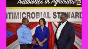 UWI Lecturer Warns Against Misuse of Antibiotics Kingston