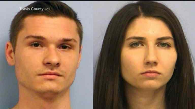 A teenage husband and wife are now behind bars and accused of murder Video