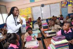 PHOTOS: Read Across Jamaica Day