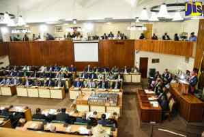 New Session of Parliament Began Yesterday