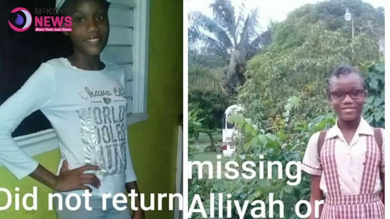Aaliyah: St. James High School Student Missing