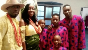 Five Children Became Orphans after Father Dies of Bowel Cancer – The Day Before Funeral For His Wife Who Died Of The Same Disease