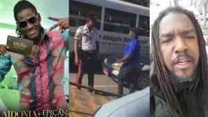 Aidonia Now Ambassador For Epican | Bus Driver & The Officer | What Happened To BAY-C