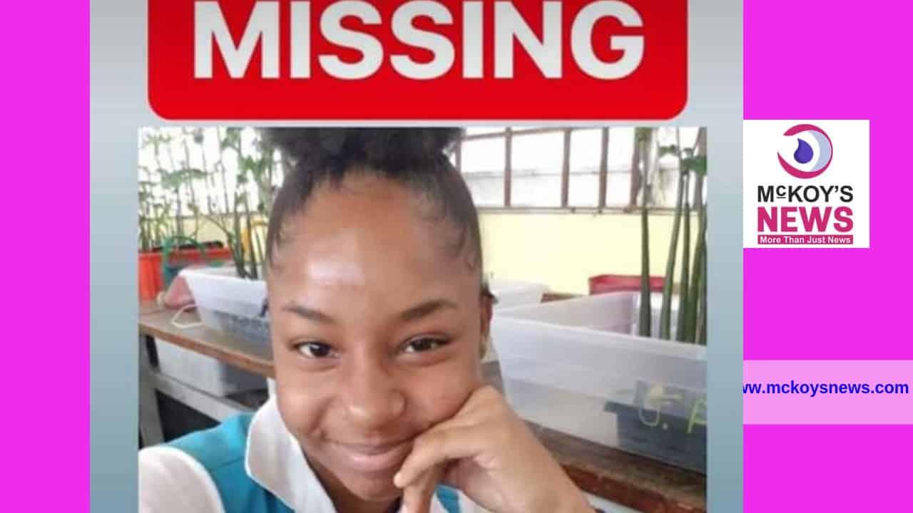 Aisha Buchanan Age 14 Missing