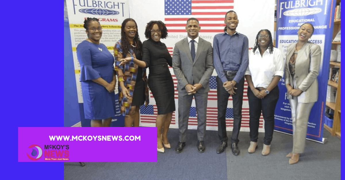 U.S. Embassy's 2019 Fulbright Awardees