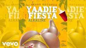 Alkaline – Yardie Fiesta (Official Audio)