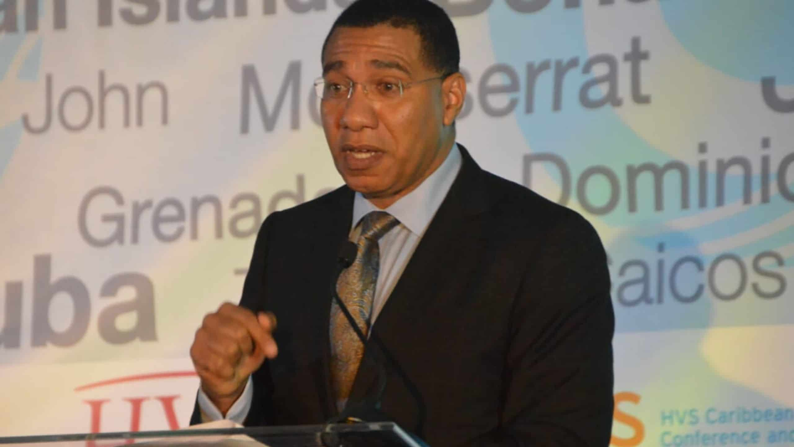 Prime Minister Andrew Holness Engages Caribbean Hotel Investments Conference and Operation Summit (CHICOS) 2019