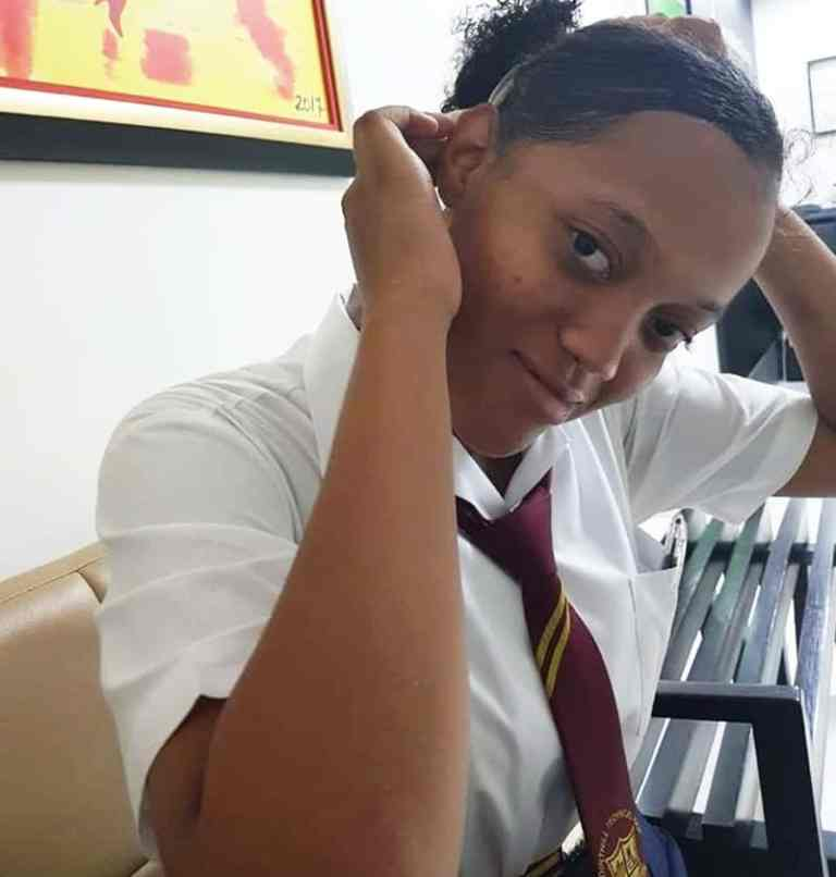Dinthill Technical High Student Missing