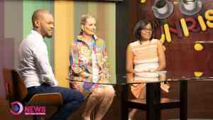 Raymond Pryce Speaks with Mrs Kathrin Casserly and Marcia Skervin on CVM at Sunrise