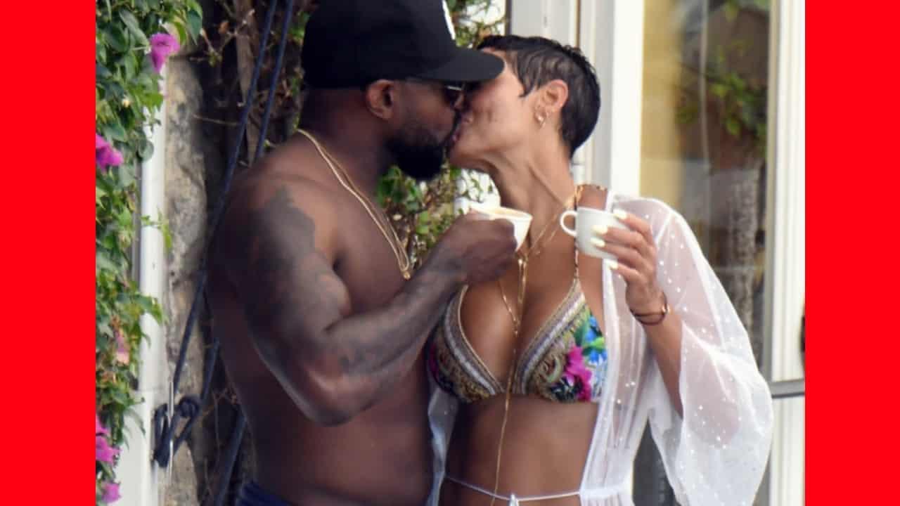 Antoine Fuqua seen kissing Nicole Murphy while married to Lela Rochon