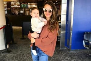 Mom Says Delta Air Lines Asked Her to Leave First Class Seat Because Her 9-Month Old Baby Was Crying