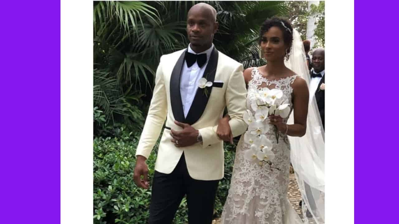 Asafa Powell: Runner on Lock Down - Happily Wed