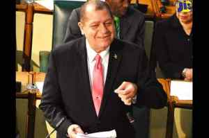 New Agriculture Minister Audley Shaw Says his Appointment is no Demotion