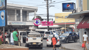 Montego Bay Police Launch Manhunt for Armed Robbers Who Shot and Injured Customer, while Attempting to Rob Barber Shop