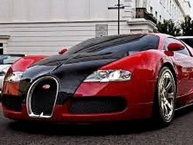 Beenie Man Drive Bugatti