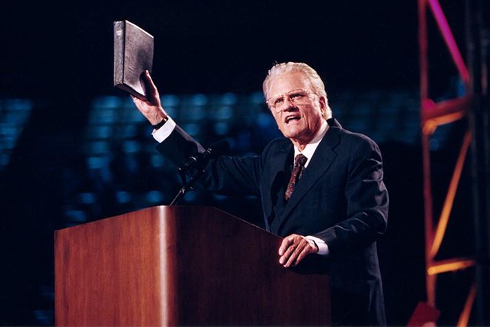 Billy Graham Died