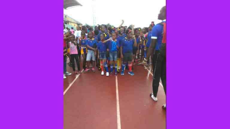 2018, Champion, Black River Primary School