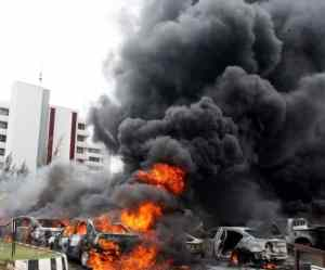 NIGERIA: 11 feared dead as Boko Haram terrorists attack Maiduguri city
