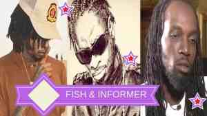 Bounty Killer DISS UP Alkaline As FISH After DUTTY BADMIND & EXPOSES Mavado As US EMBASSY INFORMER
