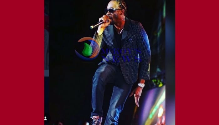 Dancehall DJ Bounty Killer
