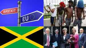 Brexit Will Cause Thousands Of Jamaicans To Get Deported From The UK