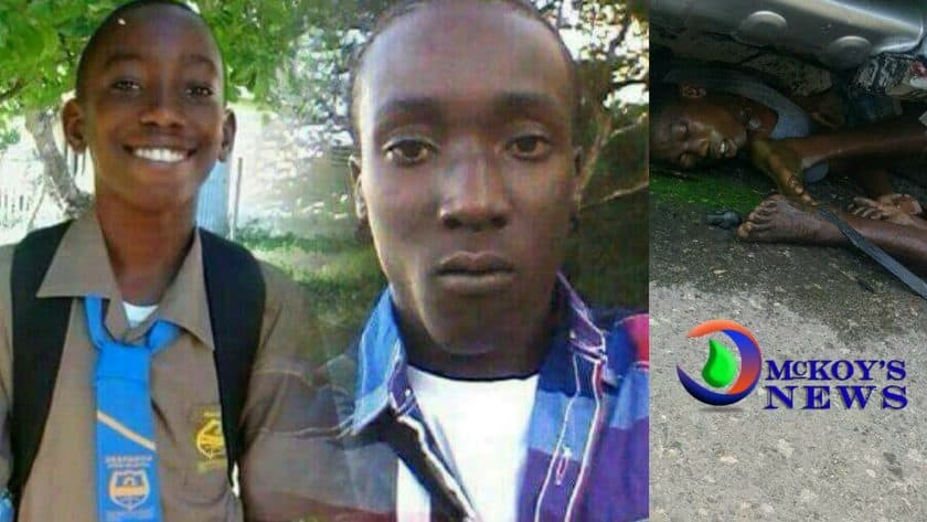 Brothers Killed in St Thomas Crash identified