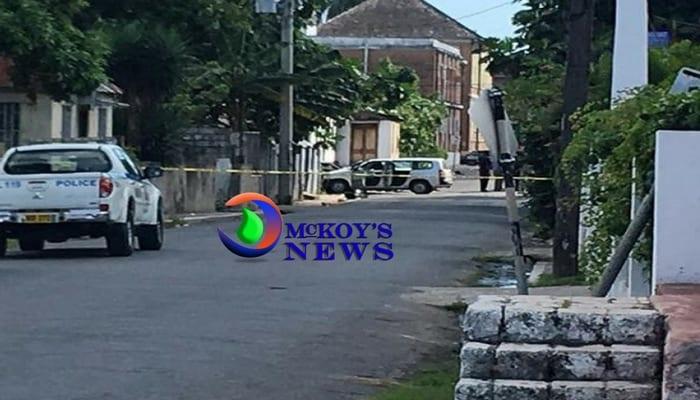 Errol Bygrave Murdered In Lilliput St James