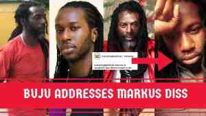 Buju Banton ADDRESSES Markus DISS & His Son & Daughter REACT + Markus FILES POLICE REPORT