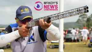 Christian Sasso is National Shotgun Champion A Second Time Around
