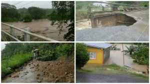 Heavy Flooding in Clarendon Causes Millions in Damages