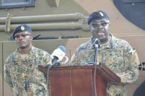 Update: JDF Captured 8 Wanted Men in St James State of Emergency