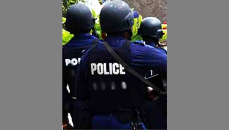 Cops Find Gun, Kill Man in Kingston